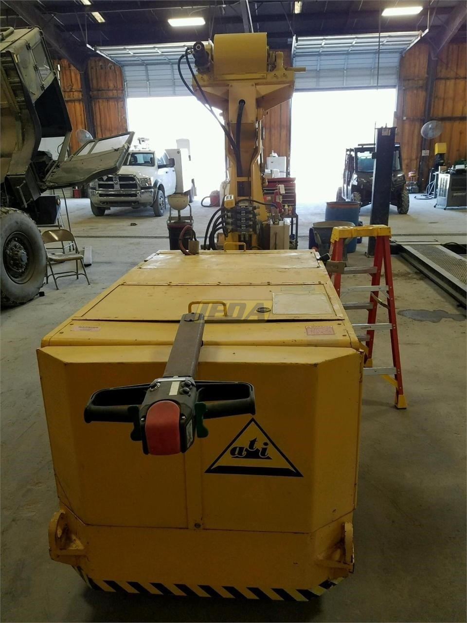 Used  AIR Technical Industries RBC20000SPRW For Sale