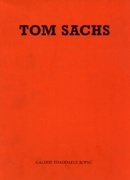 Tom Sachs [Signed] thumbnail 1