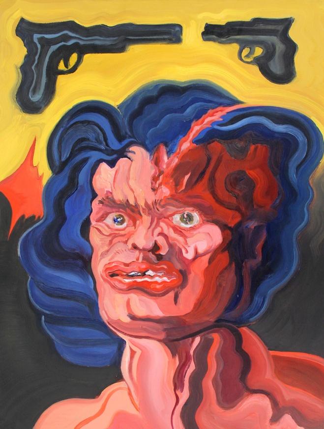 Barbara [Painting]