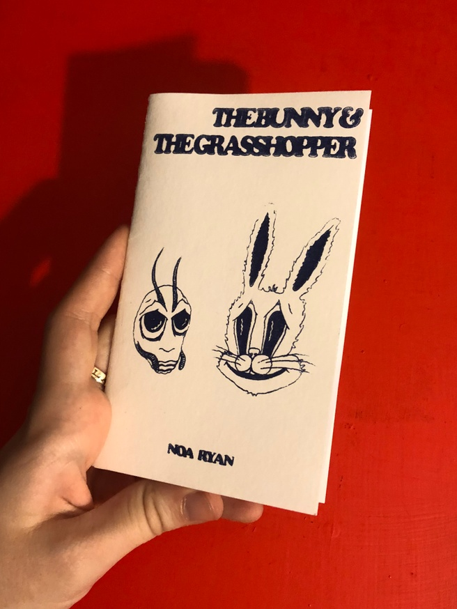 The Bunny & The Grasshopper thumbnail 2