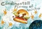 Condiments!!!