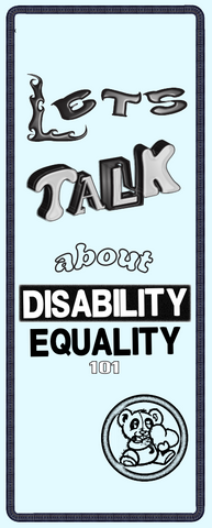 Let's Talk About Disability Equality 101
