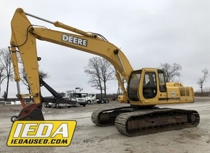 Used  John Deere 270 LC For Sale