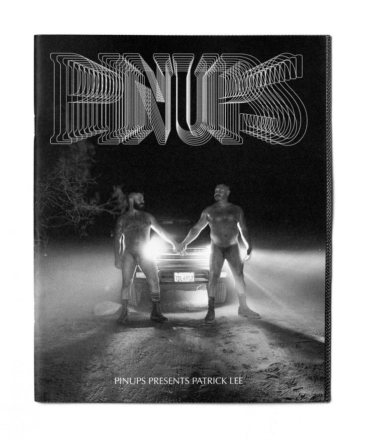 Pinups Presents Patrick Lee
