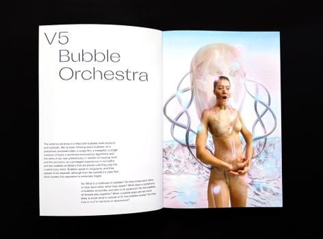 Precog Magazine Issue 5: Bubble Orchestra Launch