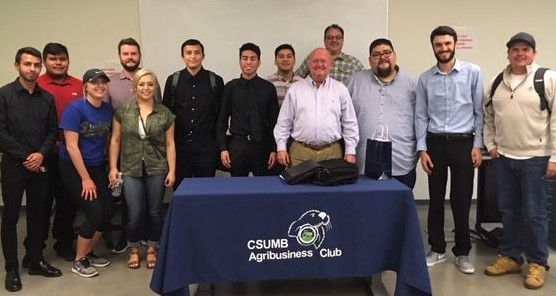 Agribusiness Club Speaker Series: Management and Labor Organizations