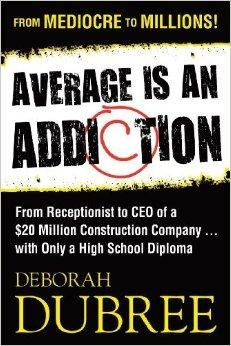 Average is an Addiction!  Discover the Game Changer
