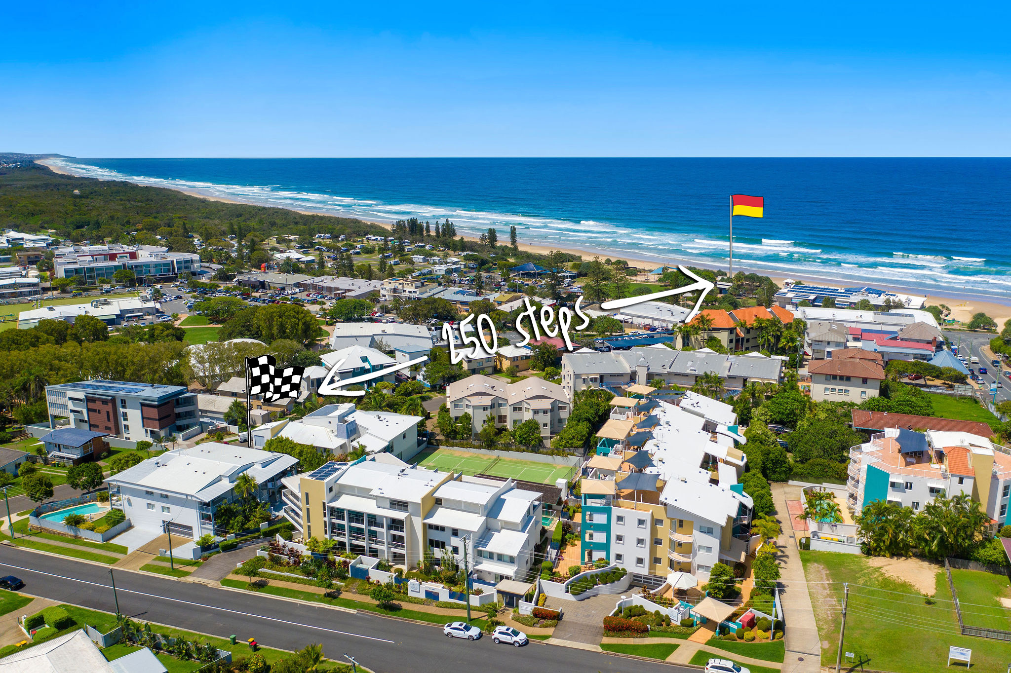 Apartment 3BR Coolum Beach  photo 24019105