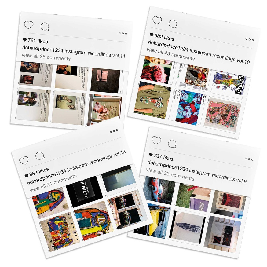 Richard Prince 1234: Instagram Recordings Complete Set, Vols. 1-12 thumbnail 6
