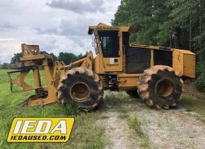 Used 2006 Tigercat 720D For Sale