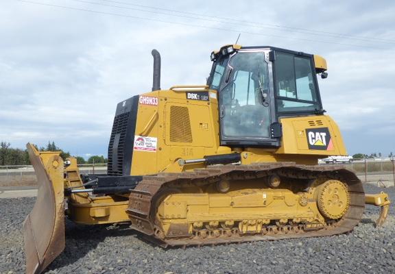 Used 2015 Caterpillar D6K2 LGP For Sale