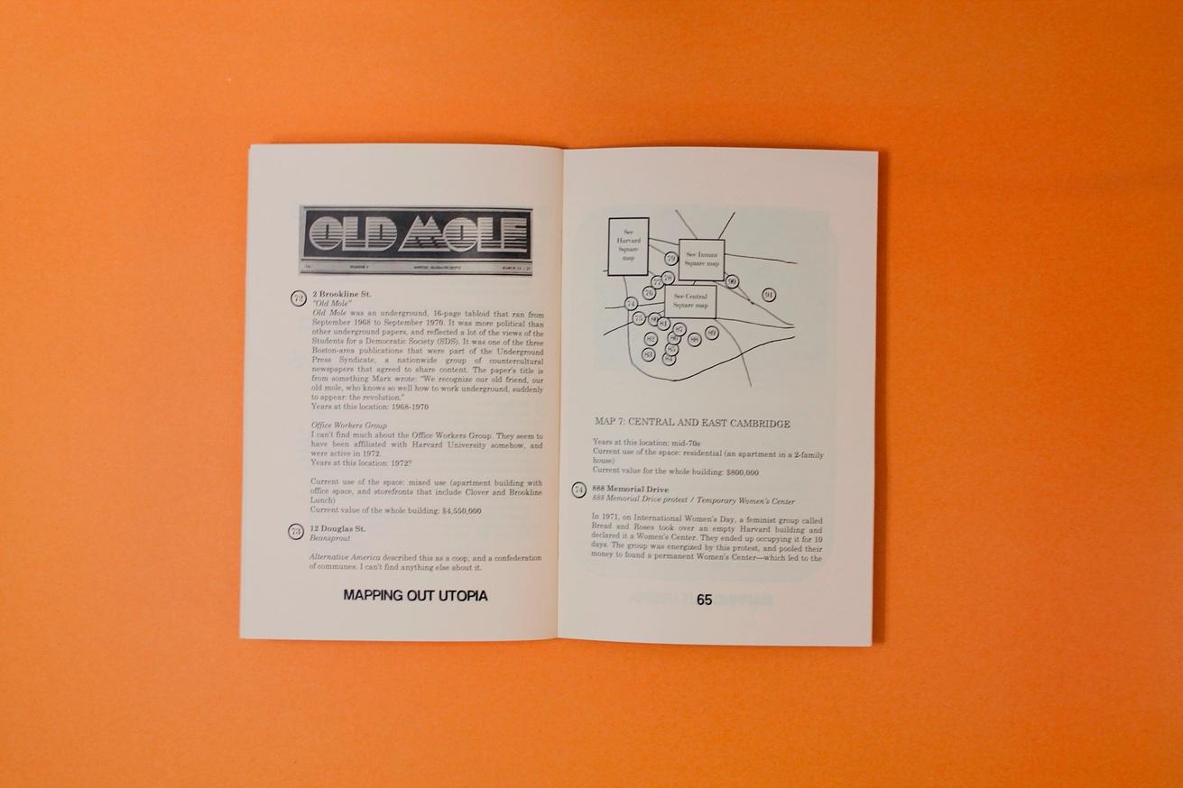 Mapping Out Utopia, Vol. 1: Cambridge thumbnail 3