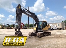 Used 2014 Volvo EC 160 DLC For Sale