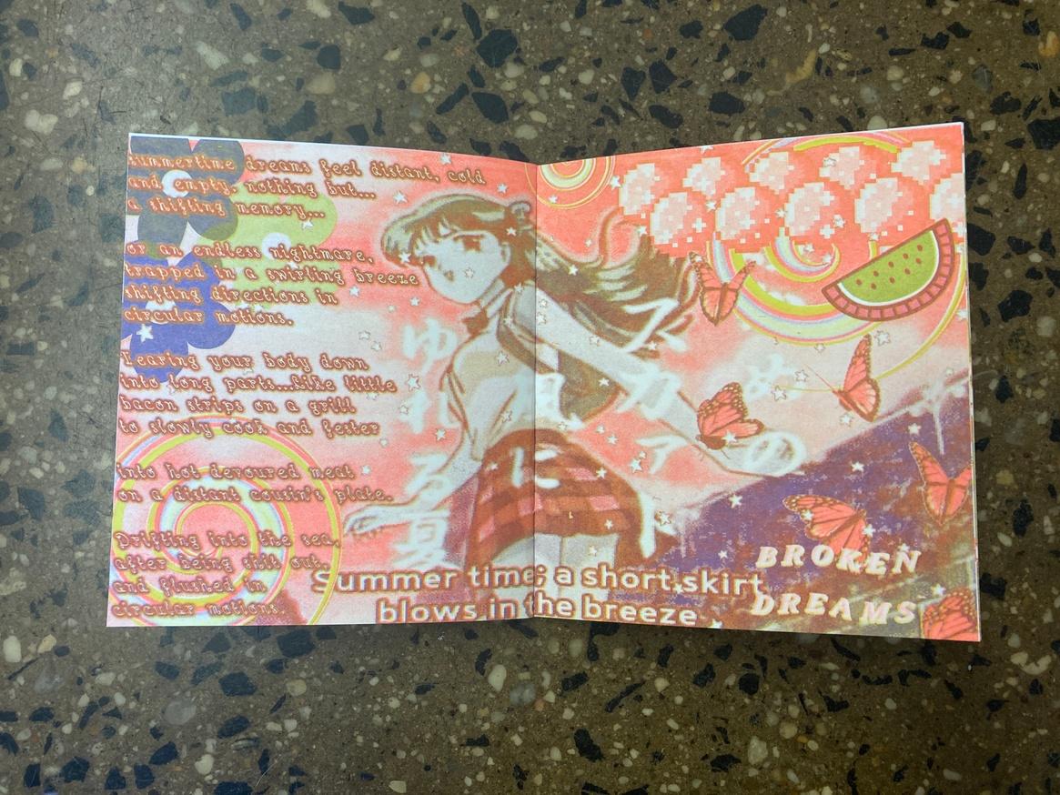 Dream Journal #3 thumbnail 3