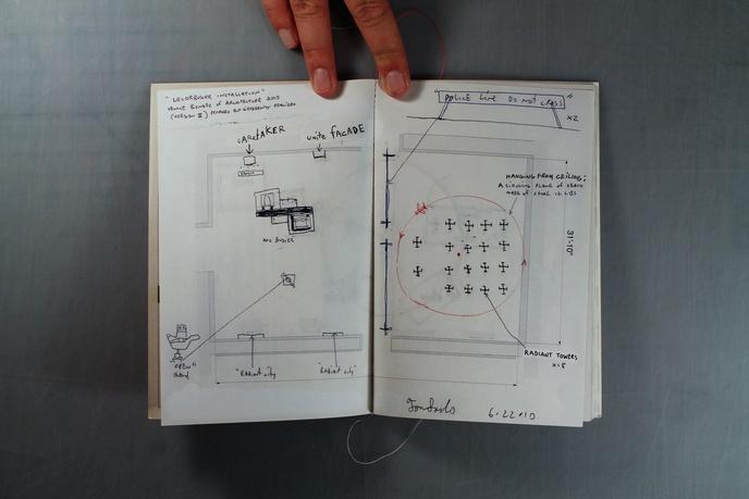 Le Corbusier Installation thumbnail 2