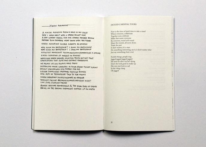 Ariel Pink's Haunted Graffiti - Selected Lyrics thumbnail 4