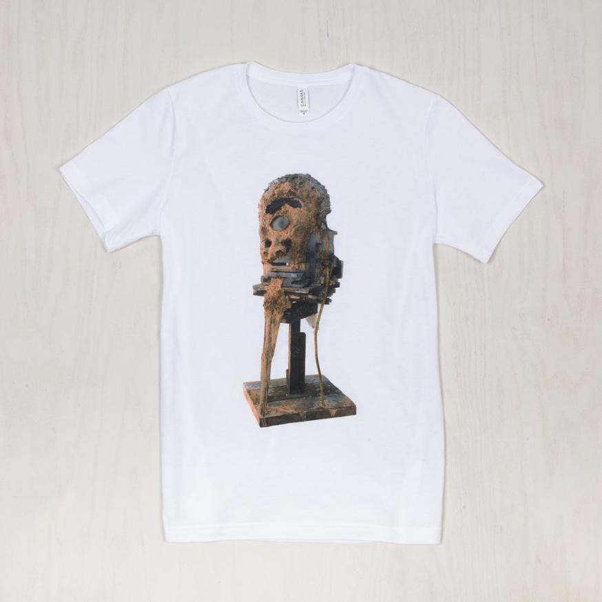 Huma Bhabha T-Shirt [Large]
