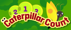 TVOKids Caterpillar Count