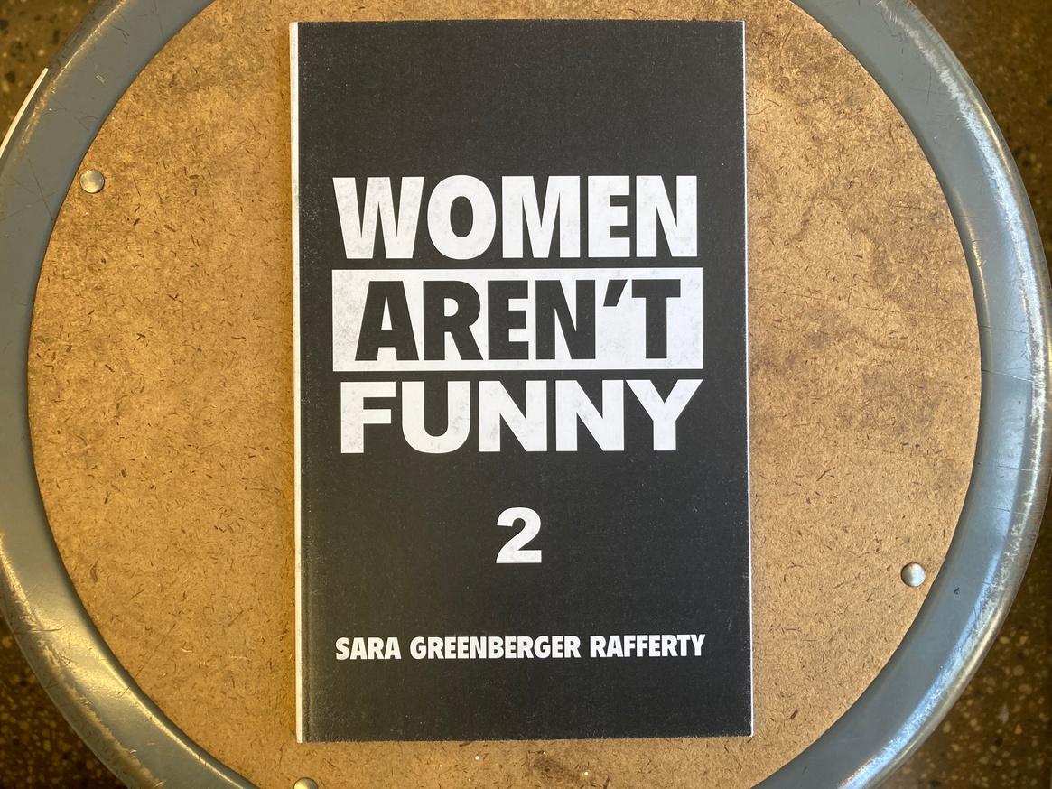 Women Aren't Funny Vol. 2