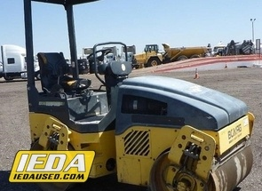 Used 2011 Bomag BW120AD-4 For Sale