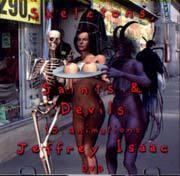 Skeletons, Saints, & Devils