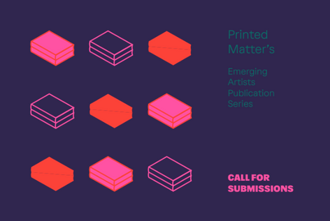 Emerging Artists Publication Series — Call for Submissions 2019