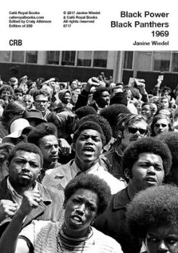 Black Power Black Panthers 1969