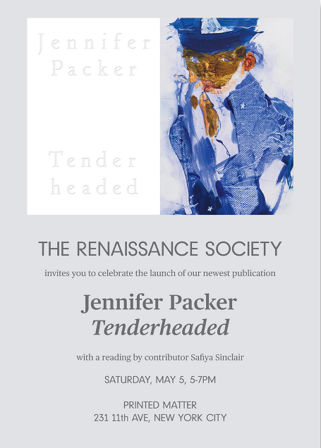 Jennifer Packer: Tenderheaded - Book Launch