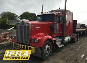 Used 2005 Kenworth W900B For Sale