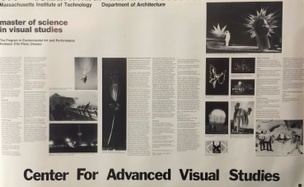 Center for Advanced Visual Studies : Master of Science in Visual Studies, The Program in Environmental Art and Performance