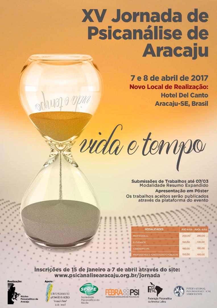 Jornada de Psicanálise de Aracaju - 2017