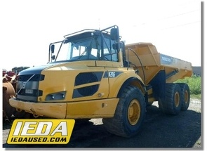 Used 2012 Volvo A30F For Sale