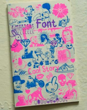 Font Cool Story