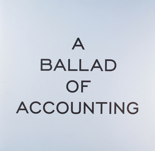 A Ballad Of Accounting