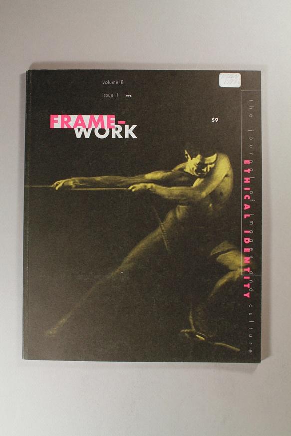 Framework vol.8, no. 1 thumbnail 2