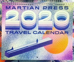 2020 Travel Calender
