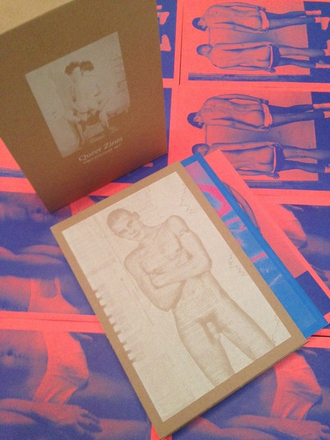 Queer Zines Box Set, Volumes 1 & 2 thumbnail 1