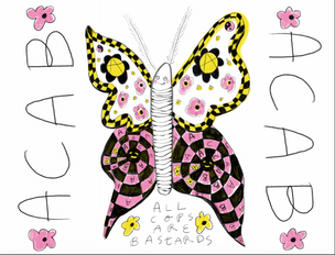 ACAB Butterfly