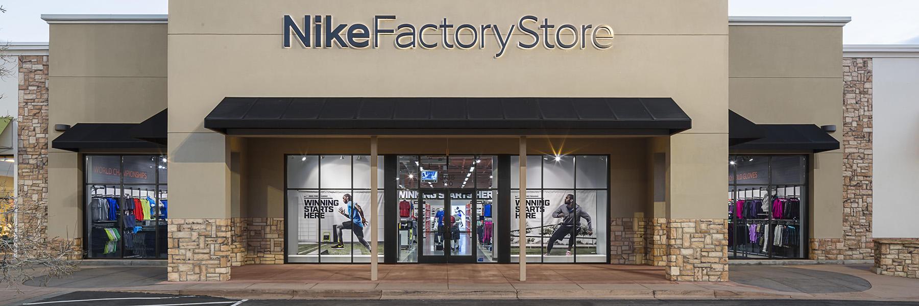 82b3d0bacb361 Nike Factory Store - West Jordan. West Jordan