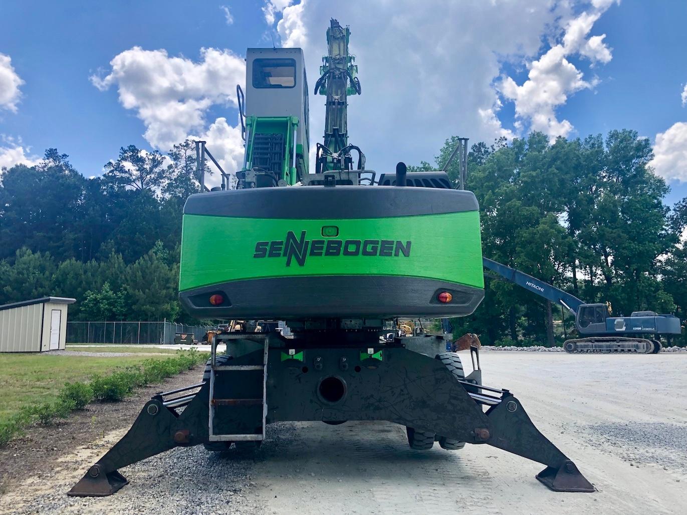 Used 2014 Sennebogen 835M For Sale