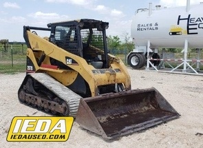 Used 2004 Caterpillar 287B For Sale