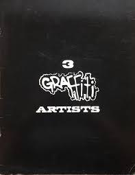 3 Graffiti Artists