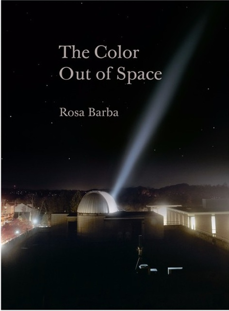 Rosa Barba: The Color Out of Space -