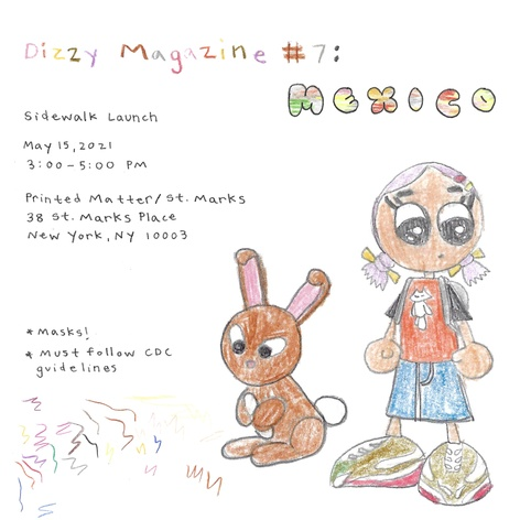 Dizzy Magazine Issue 7 Launch
