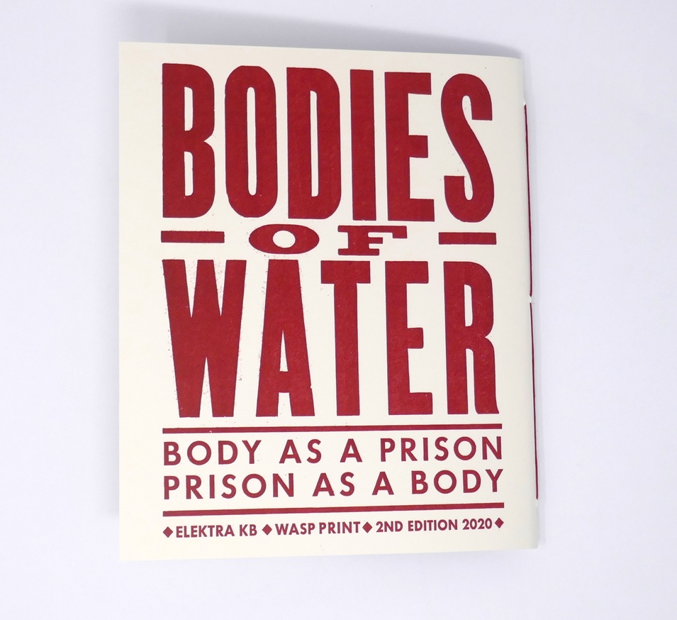 Bodies of Water: Body as a Prison/Prison as a Body thumbnail 5