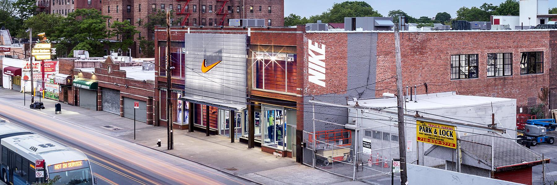 ca869bb59ff Nike Community Store - Brooklyn. Brooklyn