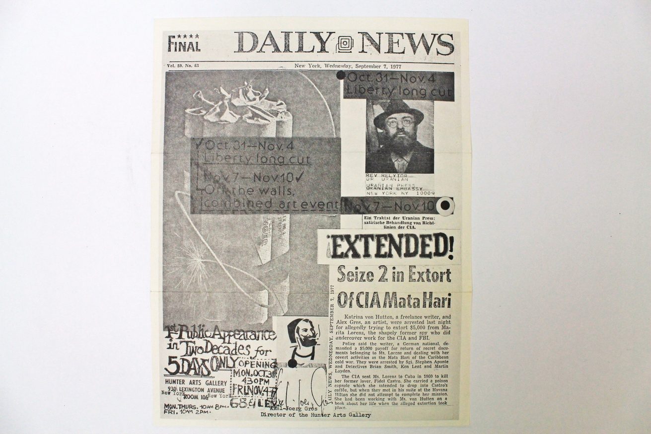 Daily News, September 7, 1977