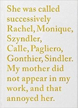 Rachel, Monique