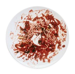 Untitled (Medusa Plate)