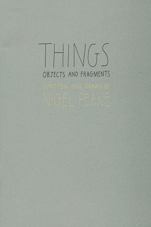 Things: Objects and Fragments [Signed]